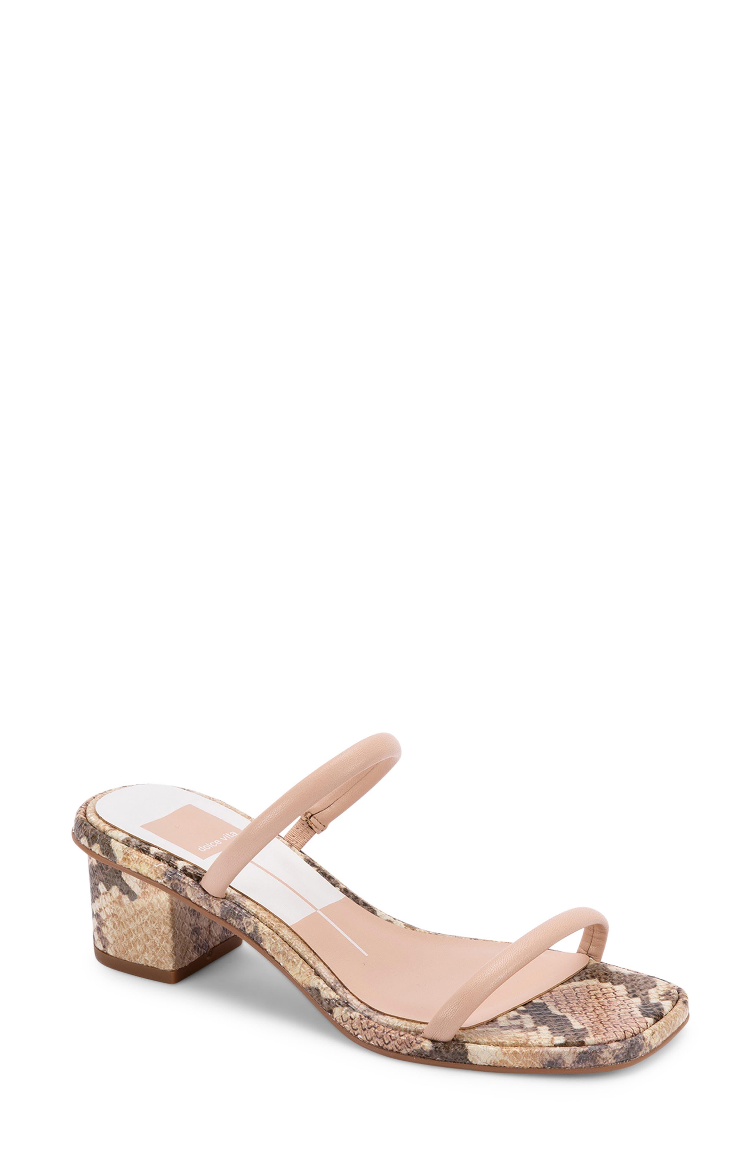 Riya Slide Sandal