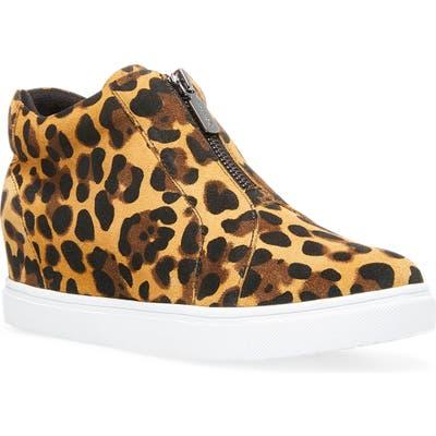 Blondo Glenda Waterproof Sneaker Bootie- Beige