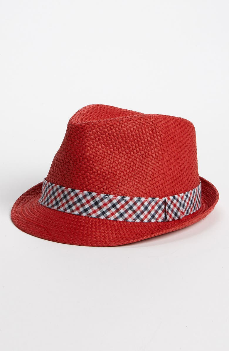 THE ACCESSORY COLLECTIVE Fedora, Main, color, 600