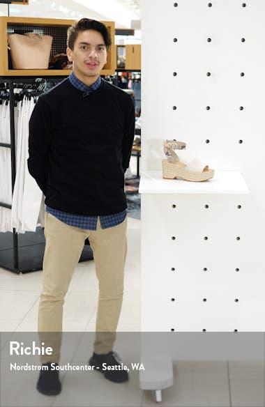 Lesly Espadrille Platform Sandal, sales video thumbnail