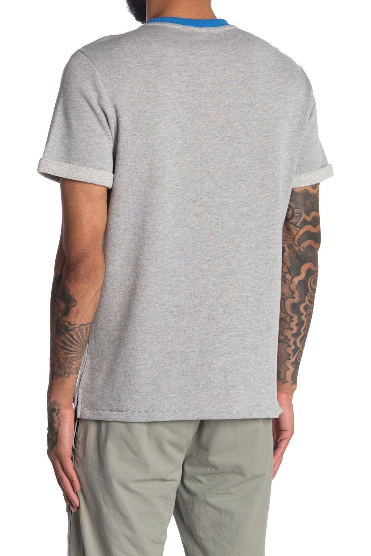 Image of Sovereign Code Limited Pocket T-Shirt