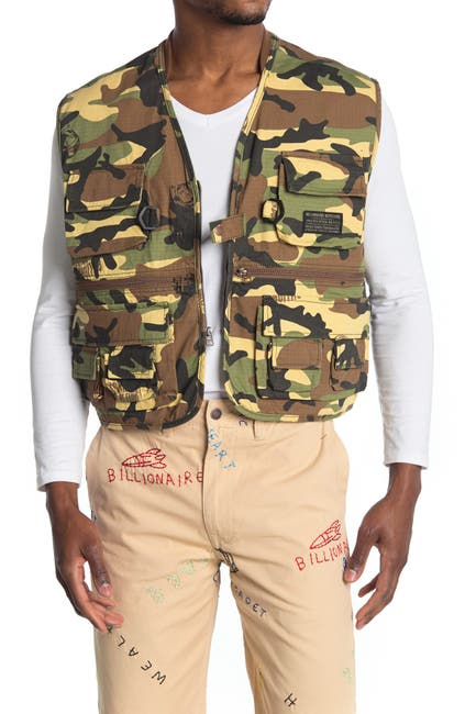 Image of Billionaire Boys Club Utility Vest