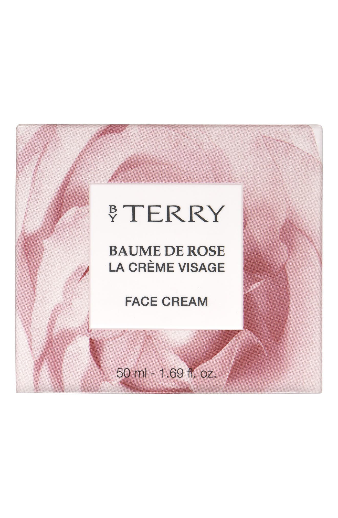,                             SPACE.NK.apothecary By Terry Baume de Rose Visage Face Cream,                             Alternate thumbnail 3, color,                             NO COLOR