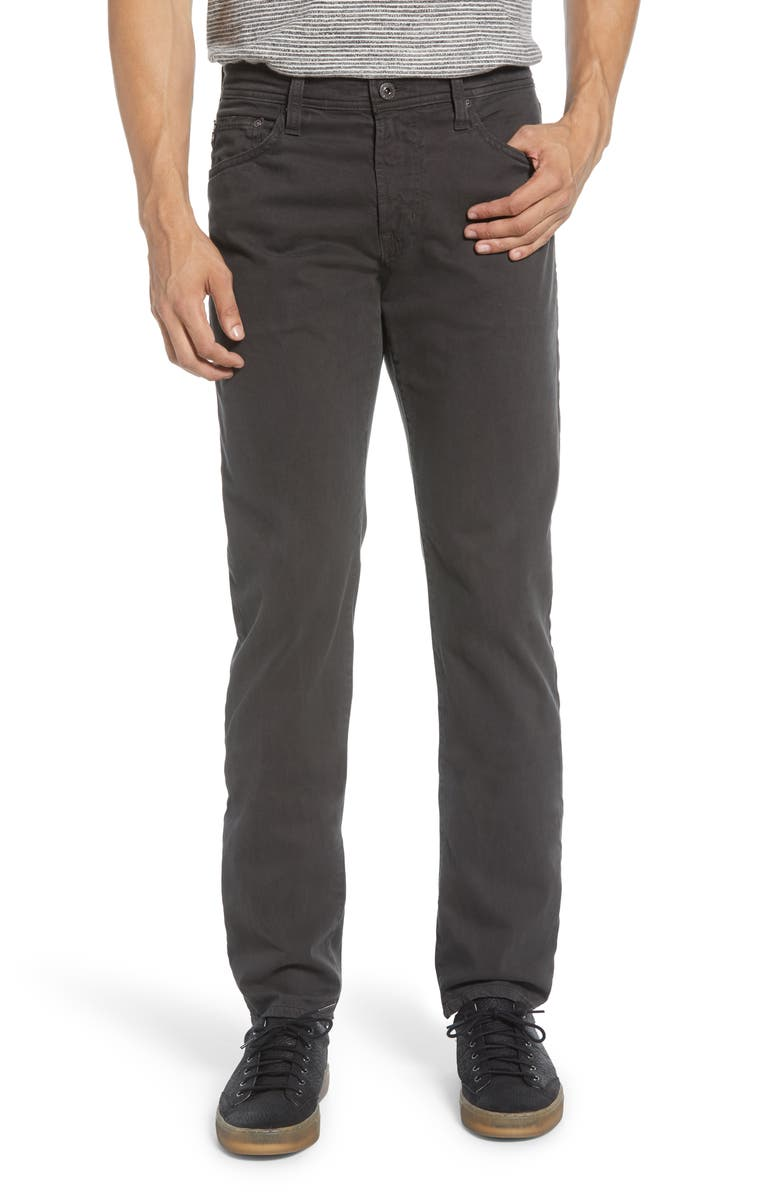AG Tellis SUD Modern Slim Fit Stretch Twill Pants, Main, color, 022