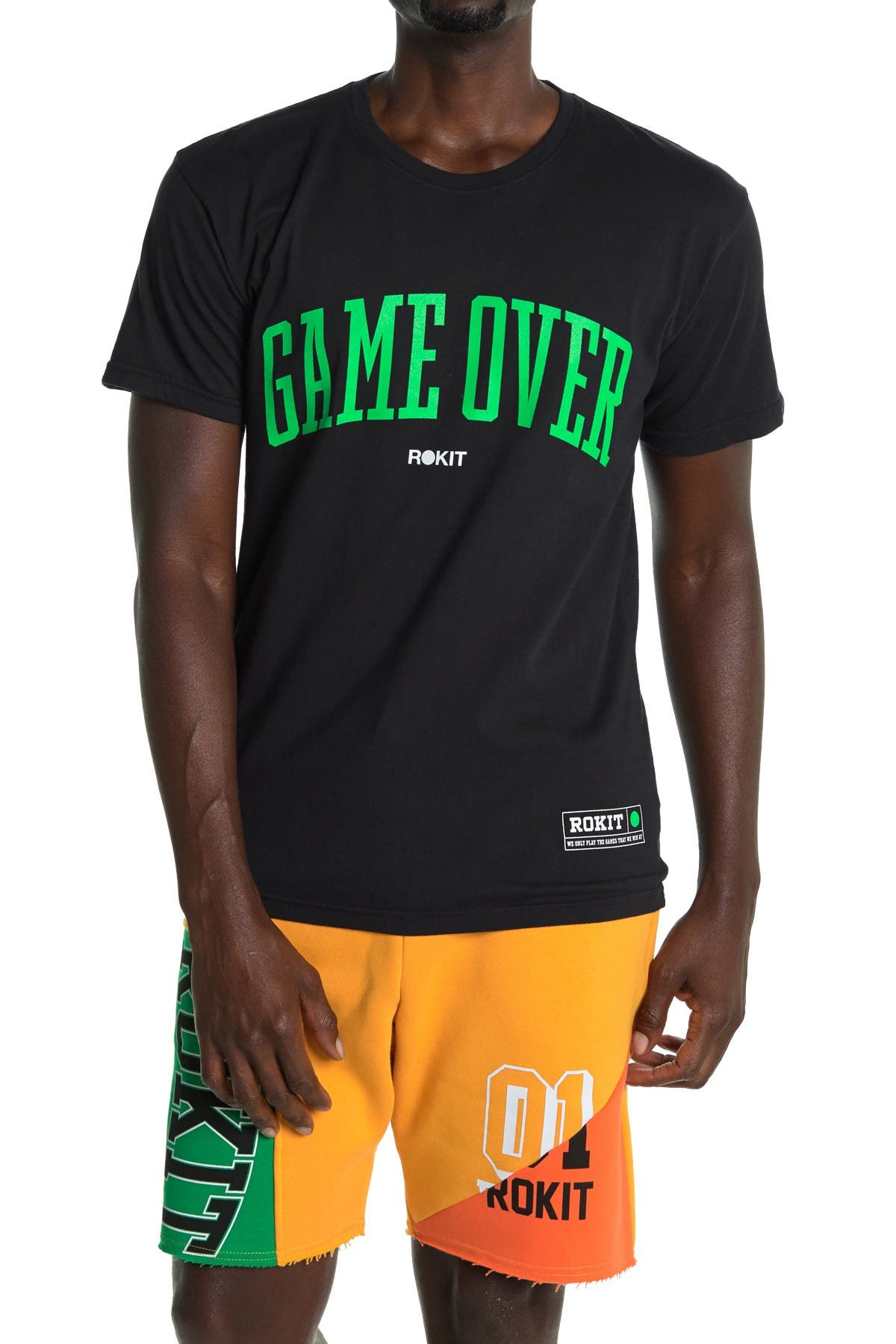 Image of ROKIT Game Over T-Shirt