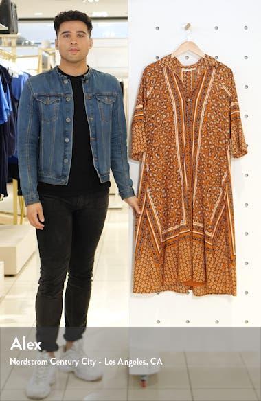 Naia Cover-Up Shirtdress, sales video thumbnail