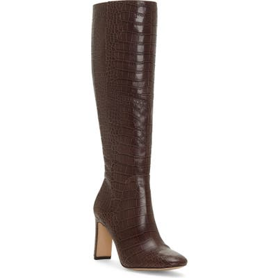 Louise Et Cie Waldron Knee High Boot, Brown