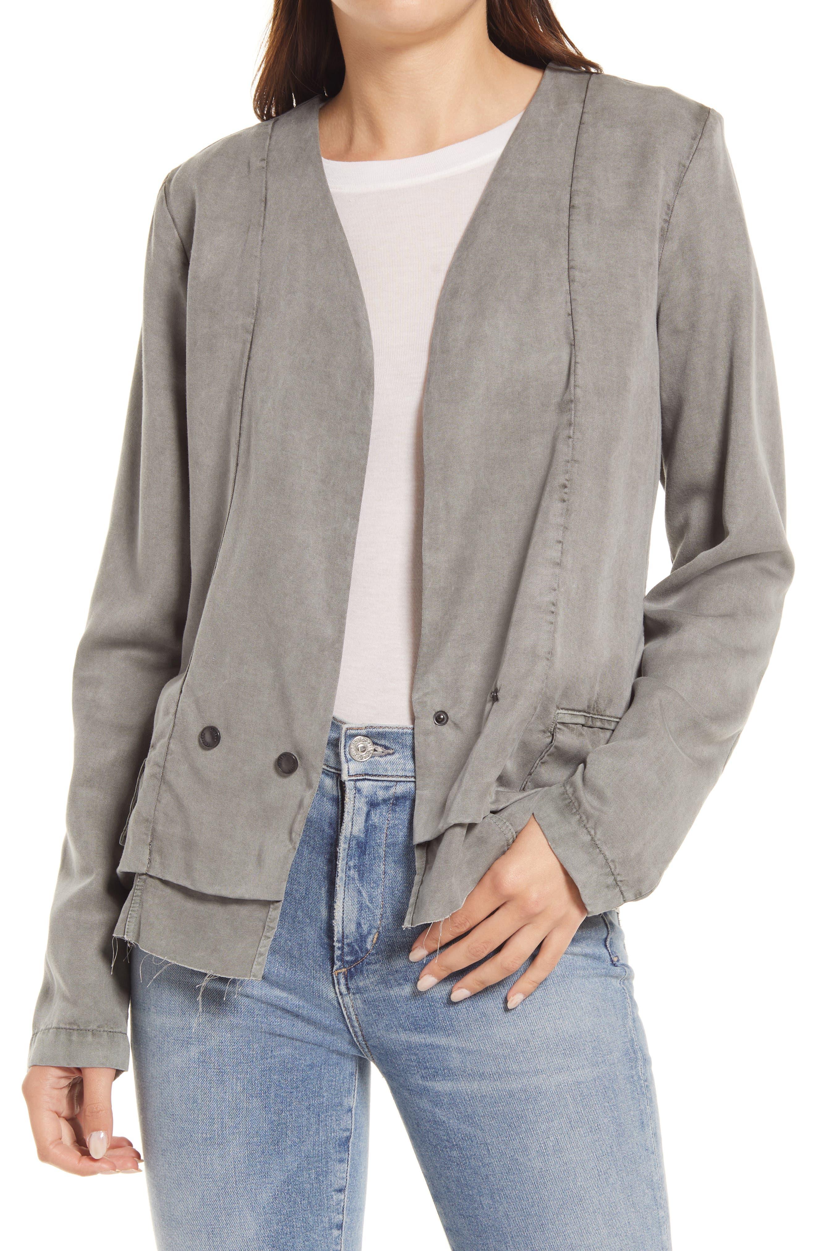 Aubrey Military Jacket