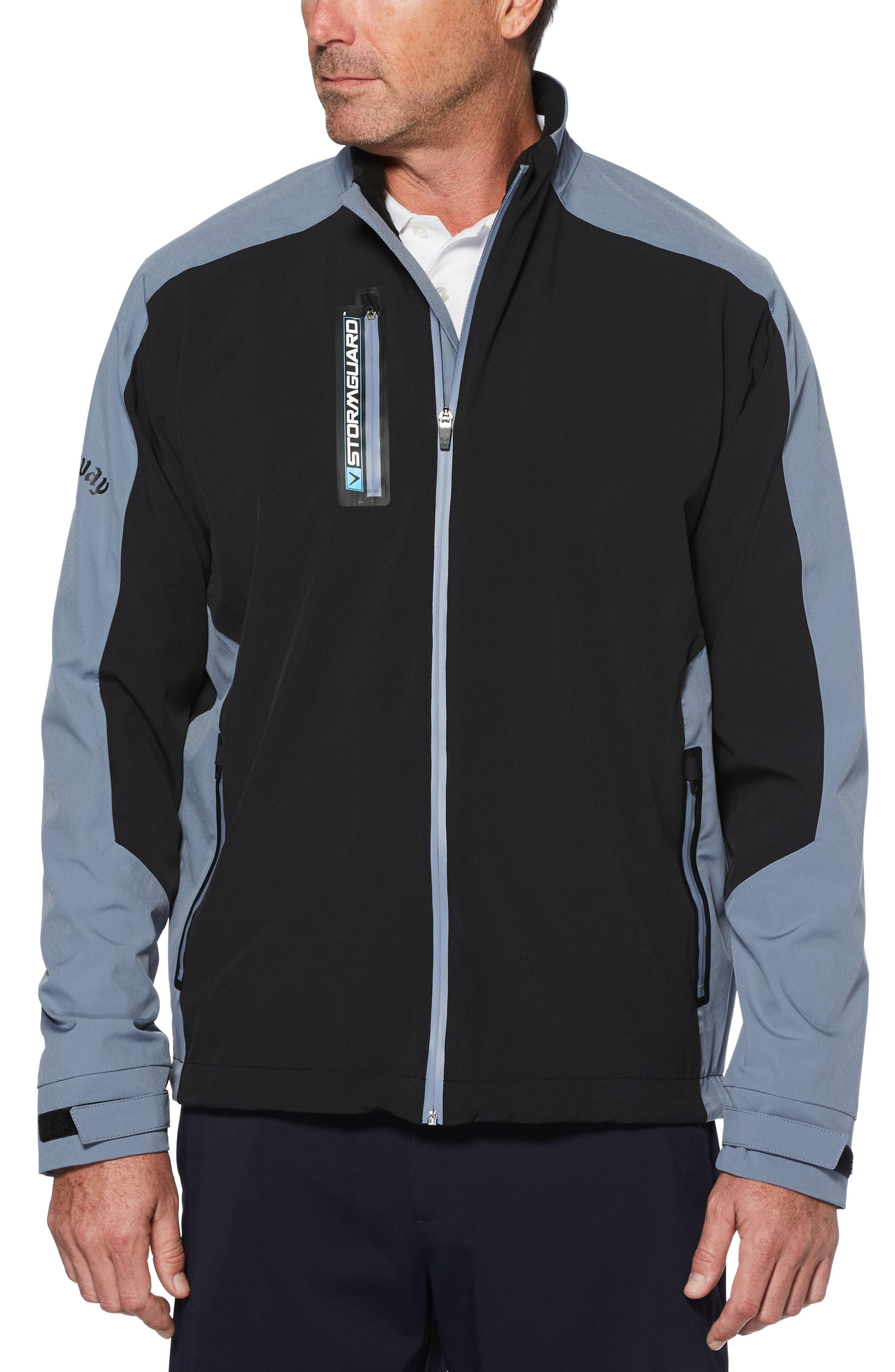 Men's Callaway Golf Stormguard Zip-Up Jacket