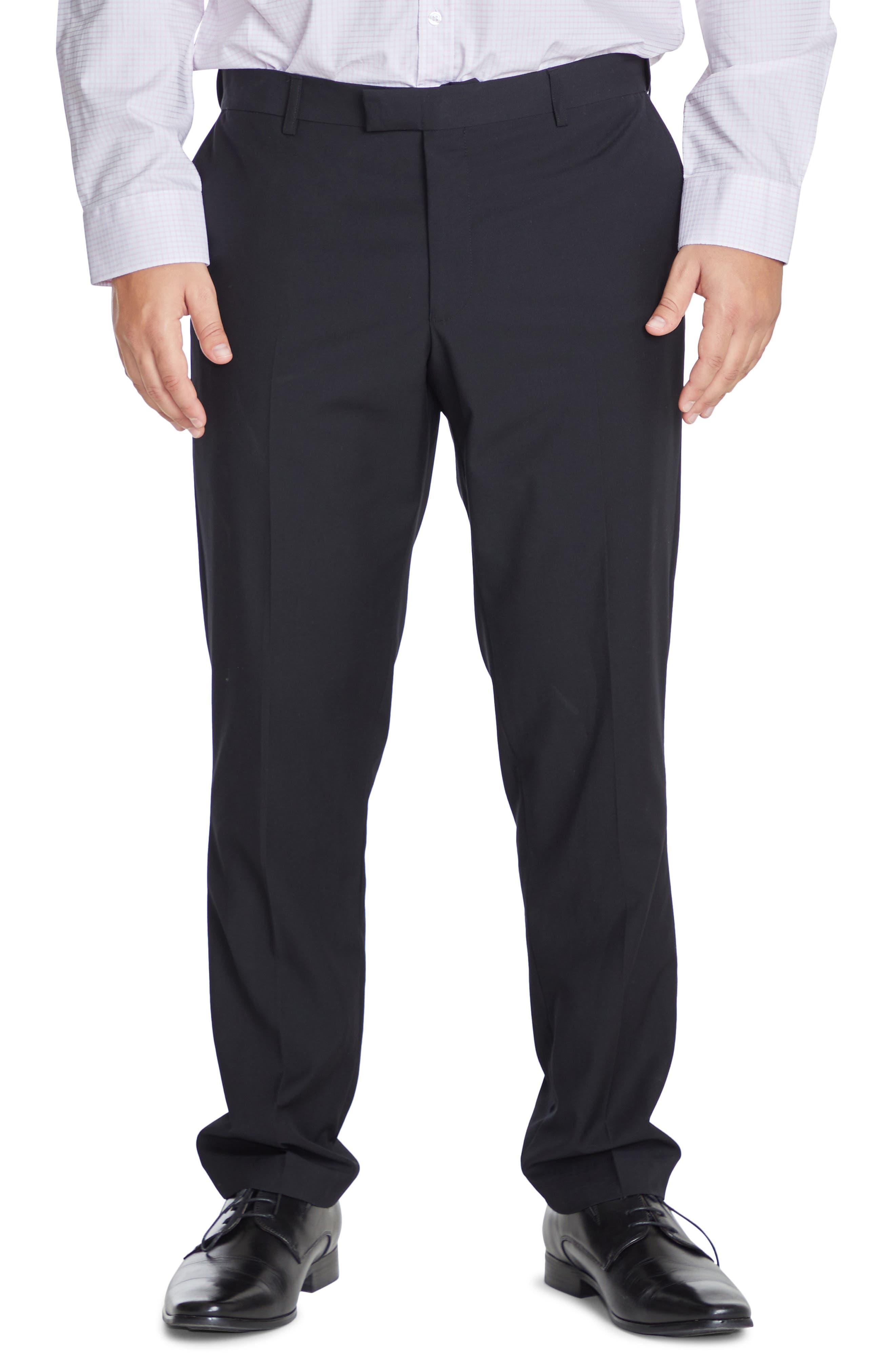 Raymond Flat Front Dress Pants