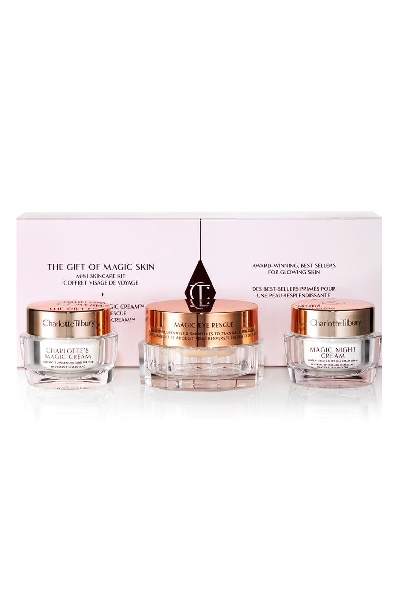 CHARLOTTE TILBURY The Gift of Magic Skin Set, Main, color, NO COLOR