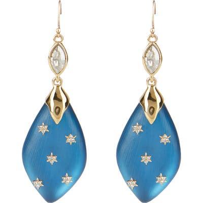Alexis Bittar Asteria Nova Spike Stud Drop Earrings