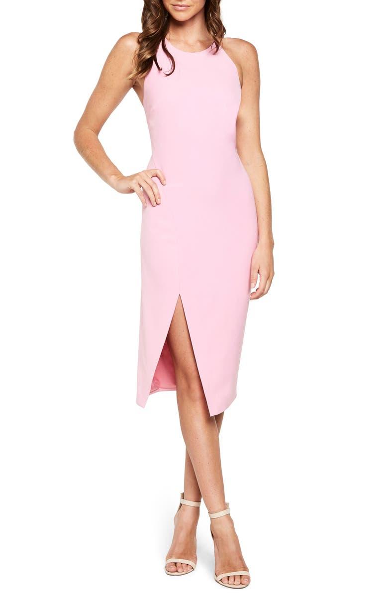 BARDOT Cara Sheath Dress, Main, color, 665