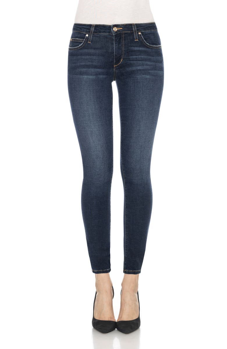 JOE'S Flawless - Icon Ankle Skinny Jeans, Main, color, 400