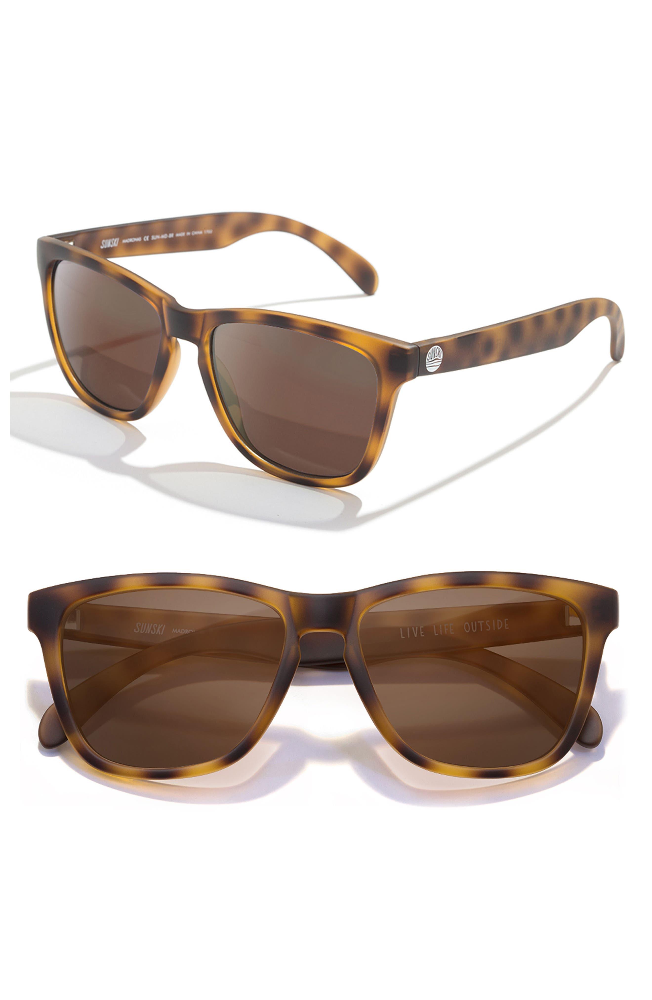 Sunski Madrona 5m Polarized Sunglasses -