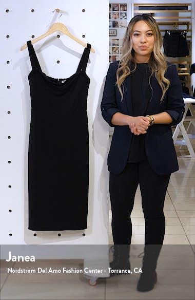 Napoli Sweetheart Neck Dress, sales video thumbnail