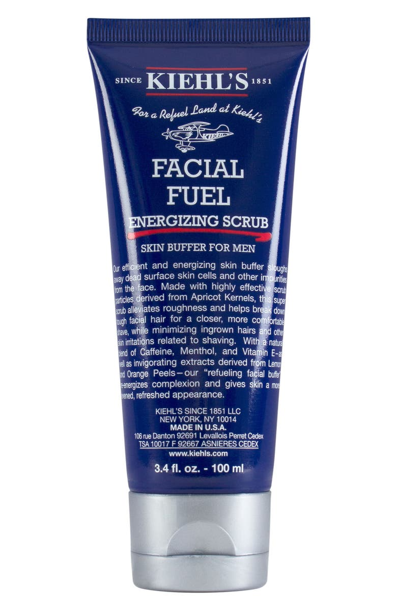 KIEHL'S SINCE 1851 Facial Fuel Energizing Scrub, Main, color, NO COLOR