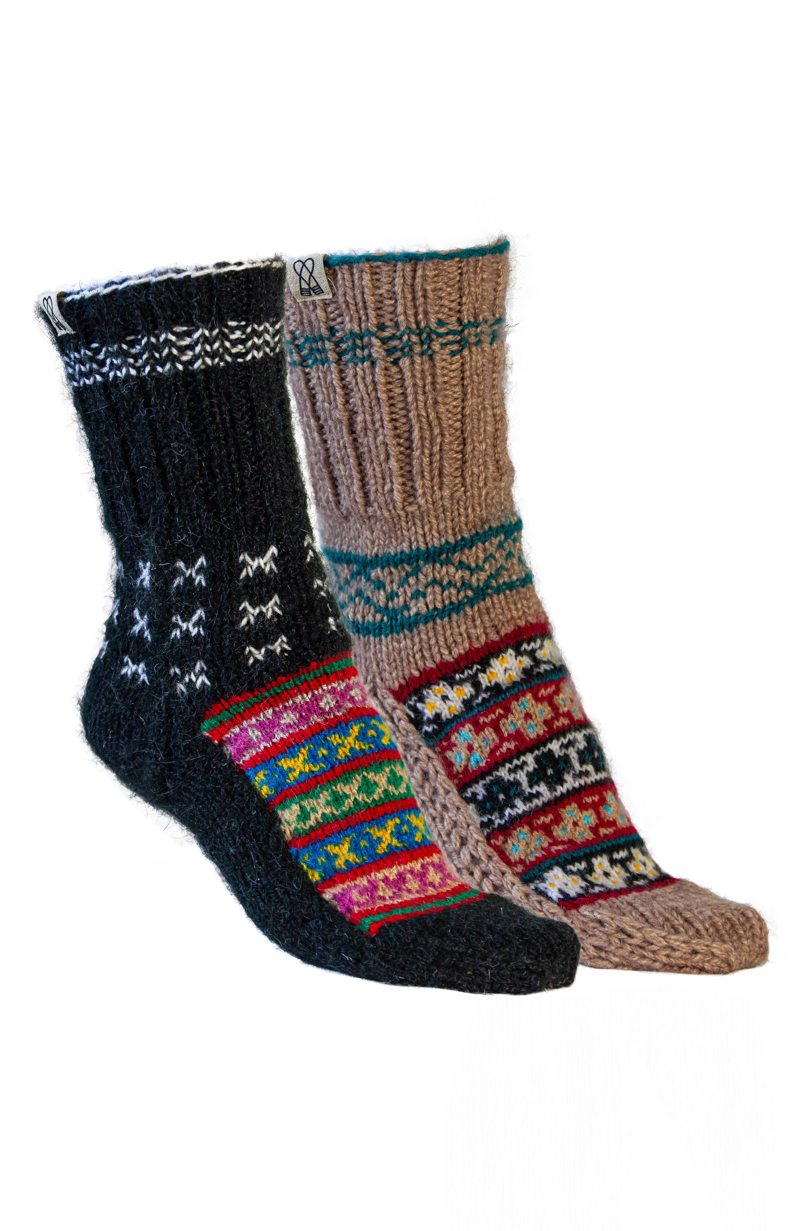 Women's Himalayan Forest Assorted 2-Pack Crew Socks