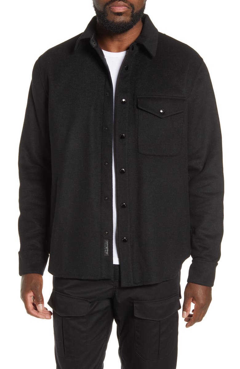 RAG & BONE Jack Principle Oversize Shirt Jacket, Main, color, 931