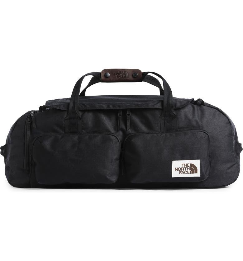 THE NORTH FACE Berkeley Duffle Bag, Main, color, 001