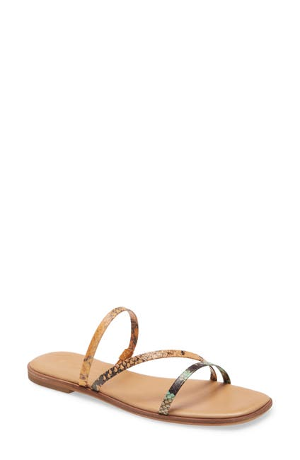 Image of Madewell The Lyra Slide Sandal
