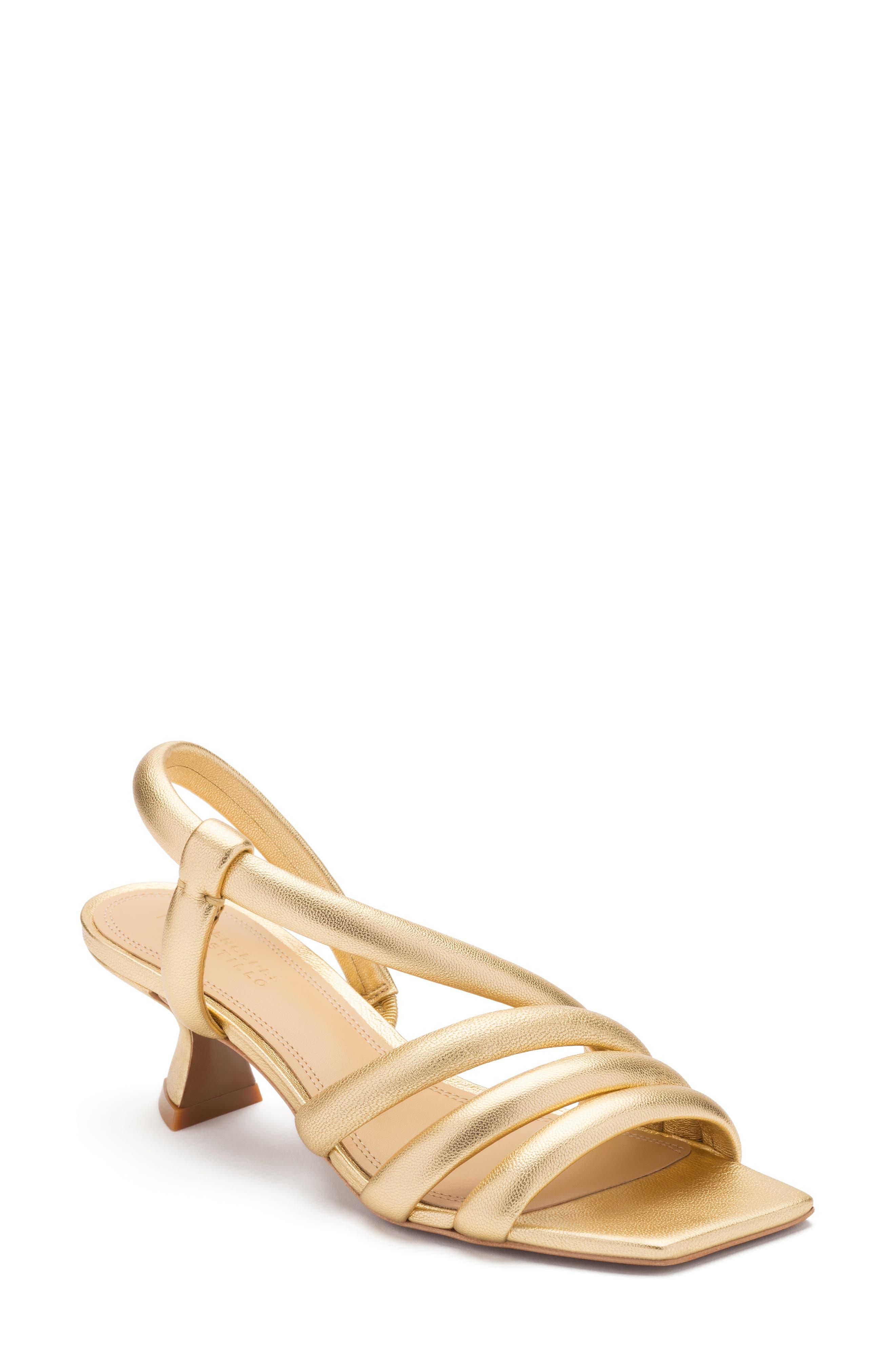 Aline Strappy Sandal