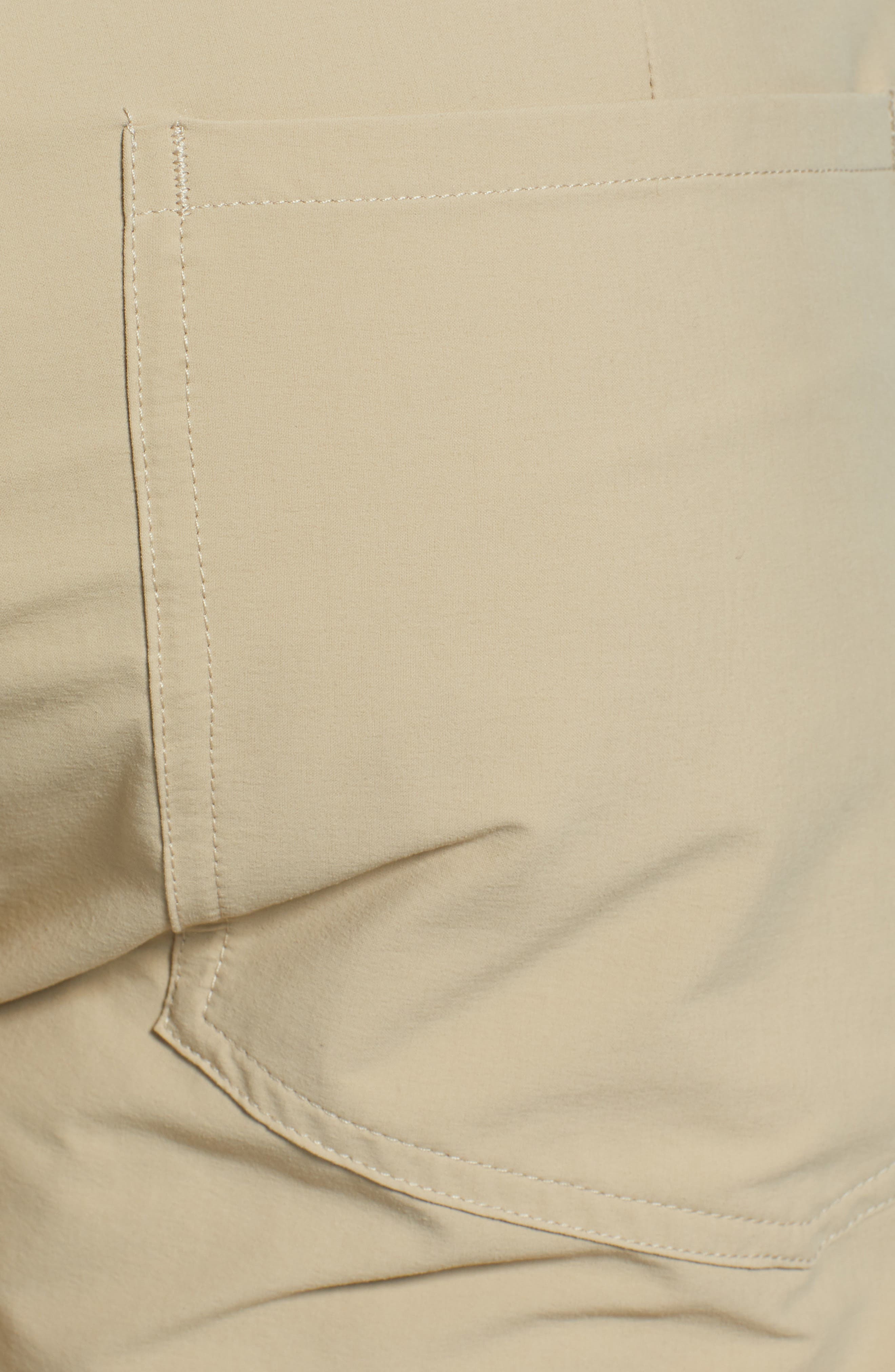 ,                             Quandary Shorts,                             Alternate thumbnail 5, color,                             ASH TAN