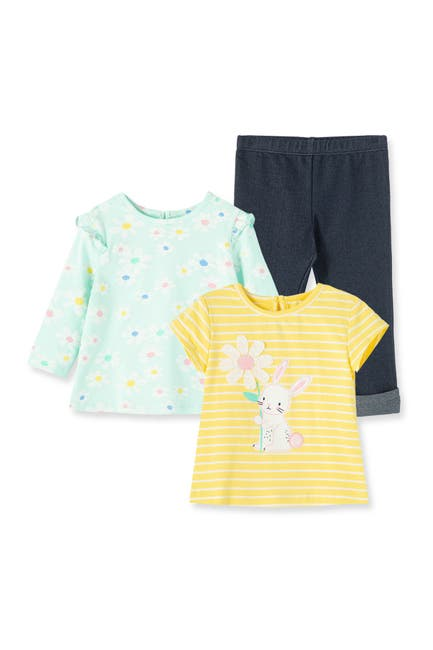 Image of Little Me Bunny 3-Piece Play Set