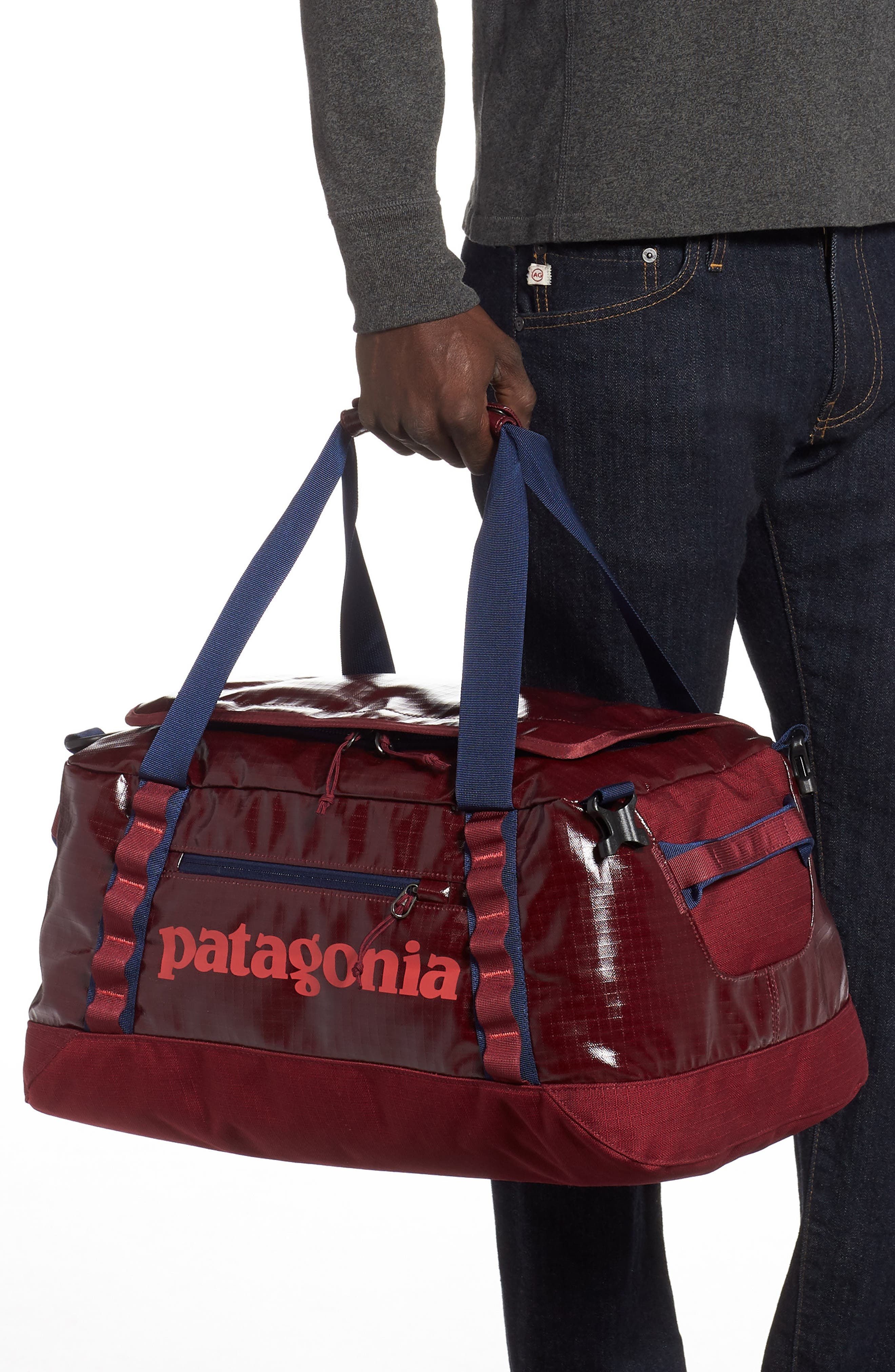,                             Black Hole Water Repellent 45-Liter Duffle Bag,                             Alternate thumbnail 20, color,                             601