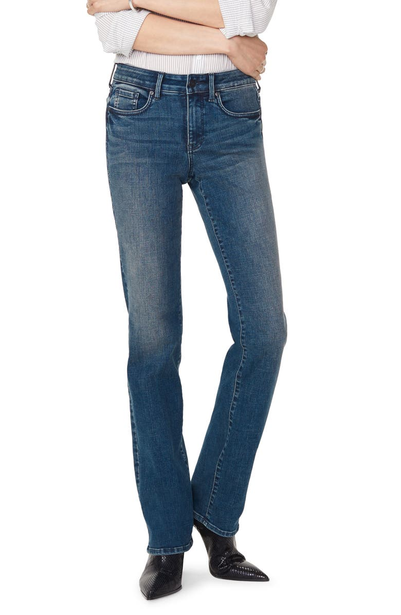 NYDJ Marilyn Straight leg Jeans, Main, color, 462