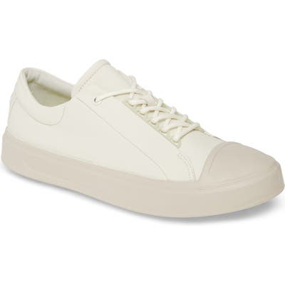 Ecco Flexure Cap Toe Sneaker,9.5 - White