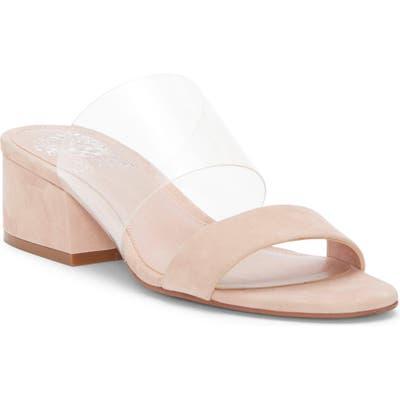 Vince Camuto Caveera Slide Sandal, Pink