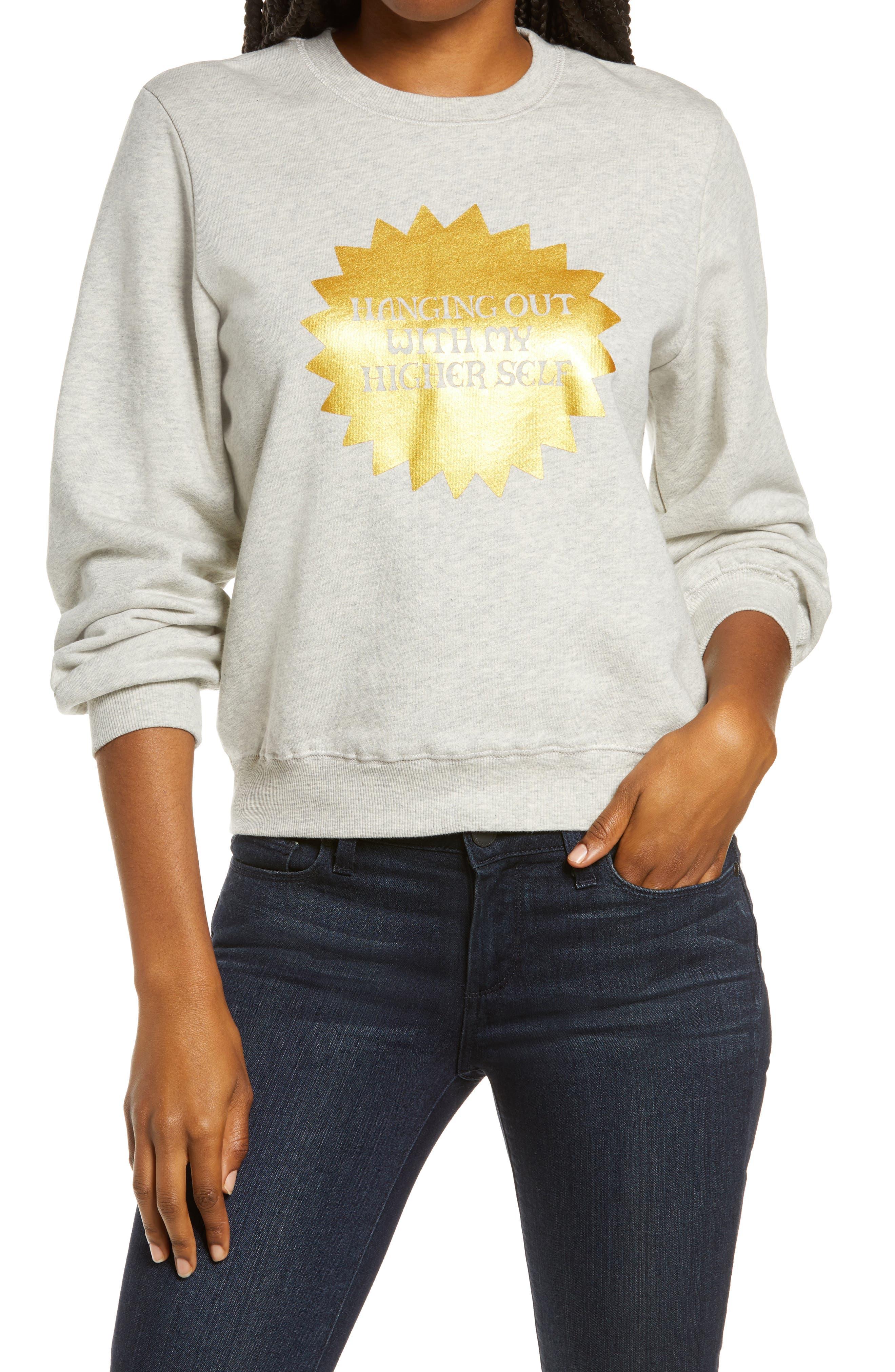 Women's Ban. do Higher Self Sweatshirt