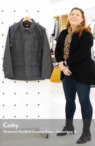 Drill Ripstop Chore Coat, sales video thumbnail
