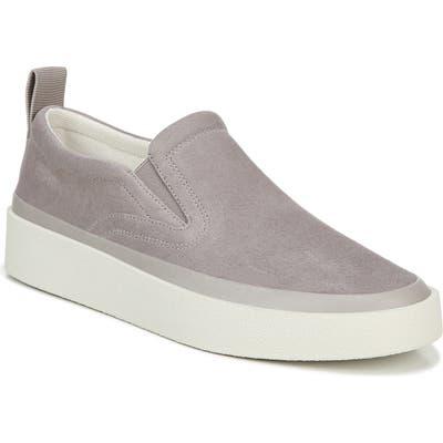 Via Spiga Markie Slip-On Sneaker- Grey
