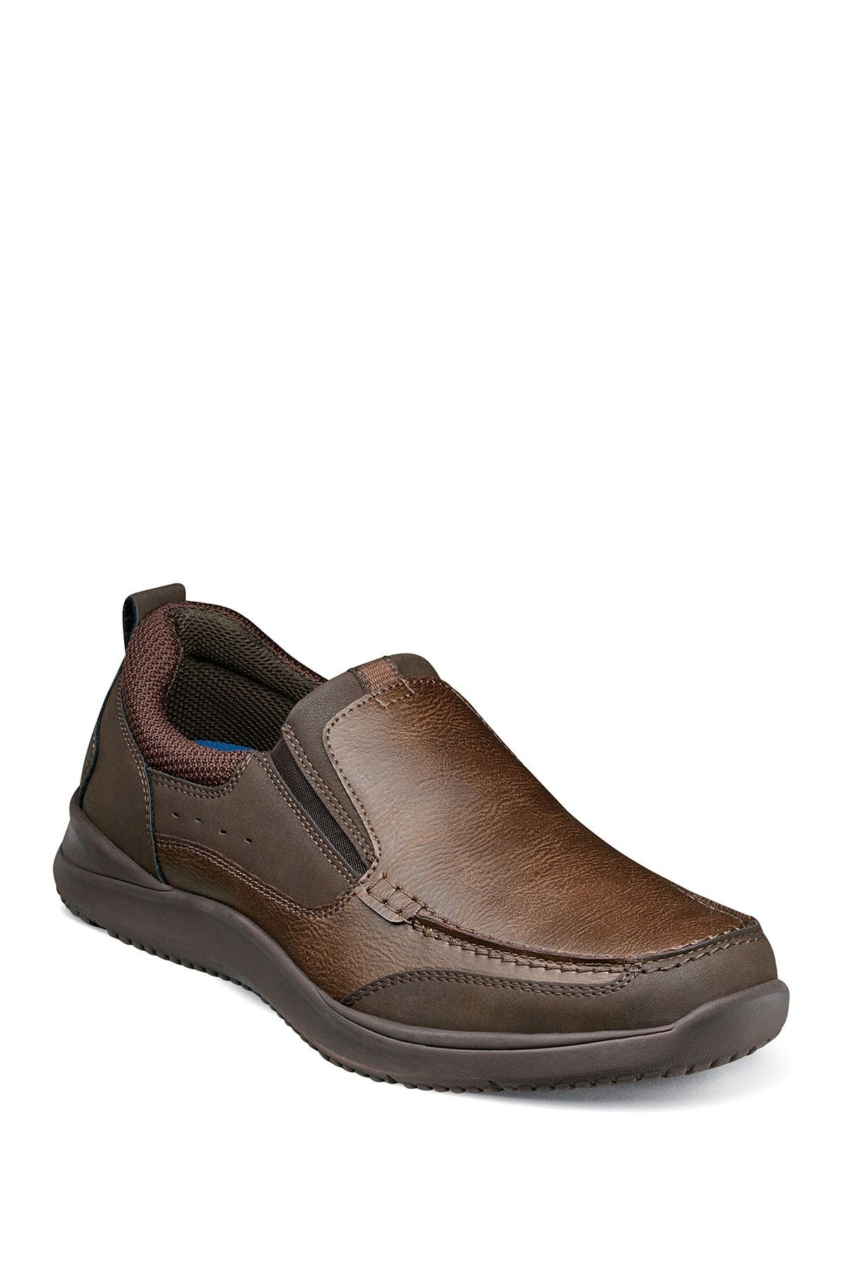 Image of NUNN BUSH Conway Moc Toe Slip-On Sneaker
