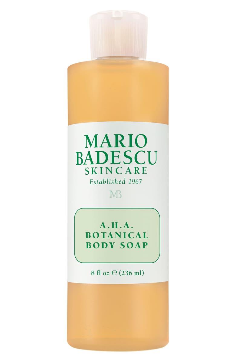 MARIO BADESCU A.H.A. Botanical Body Soap, Main, color, NO COLOR