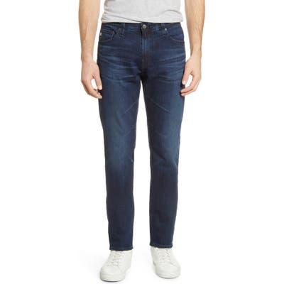 Ag Everett Slim Straight Leg Jeans Blue