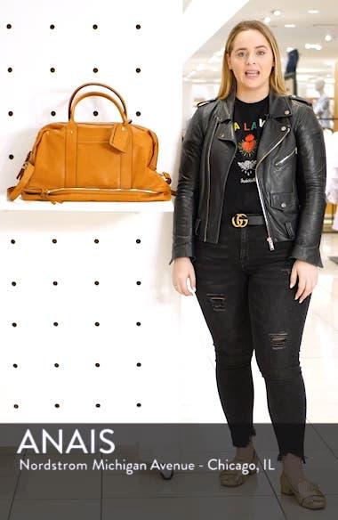 Mason Weekend Bag, sales video thumbnail