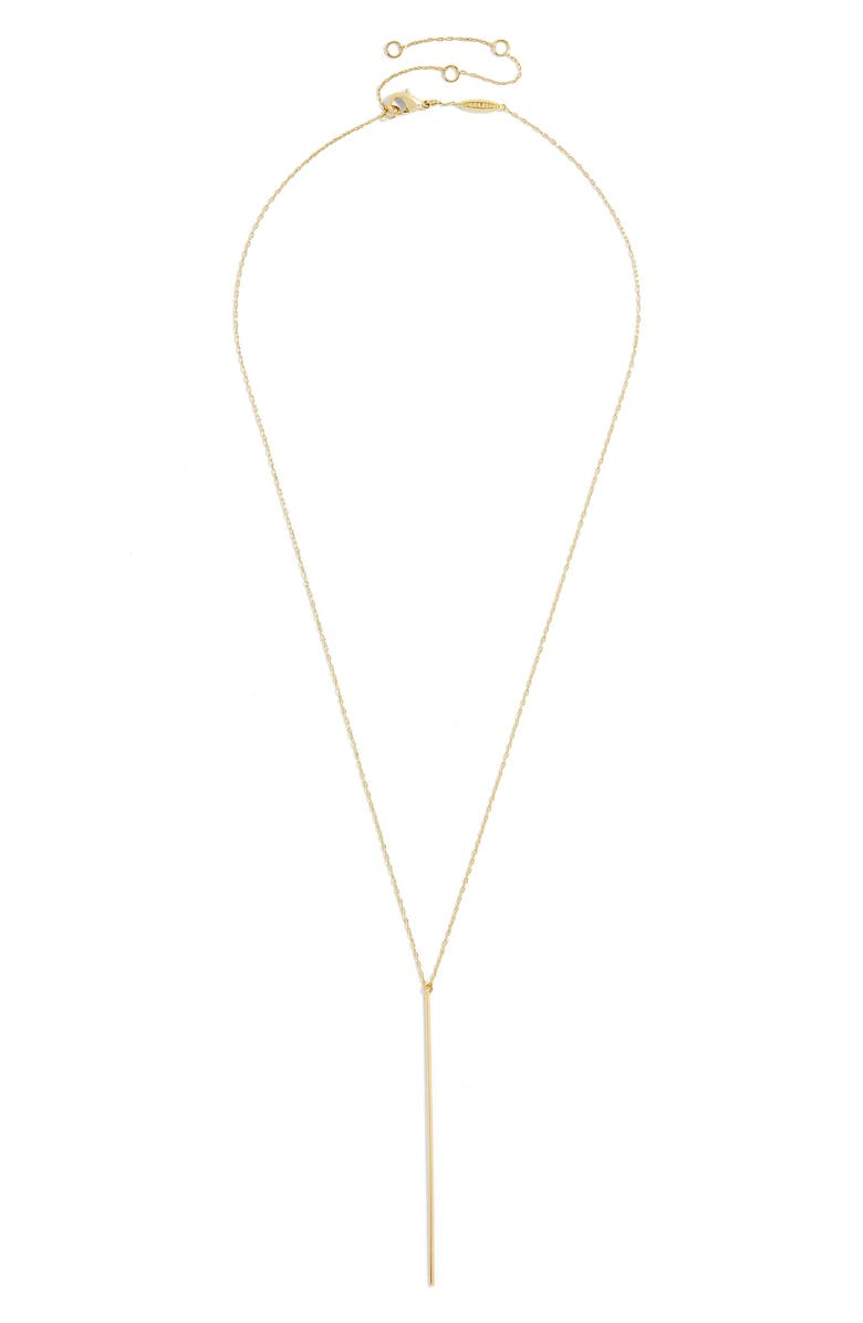BAUBLEBAR Mara Everyday Fine Layered Necklace, Main, color, 710