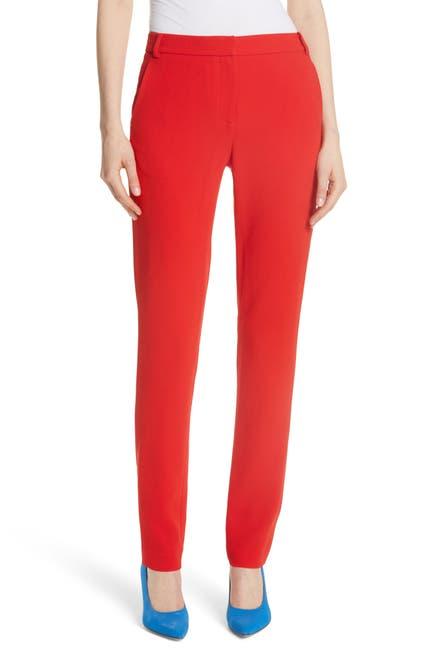 Image of Tibi Beatle Slim Leg Pants