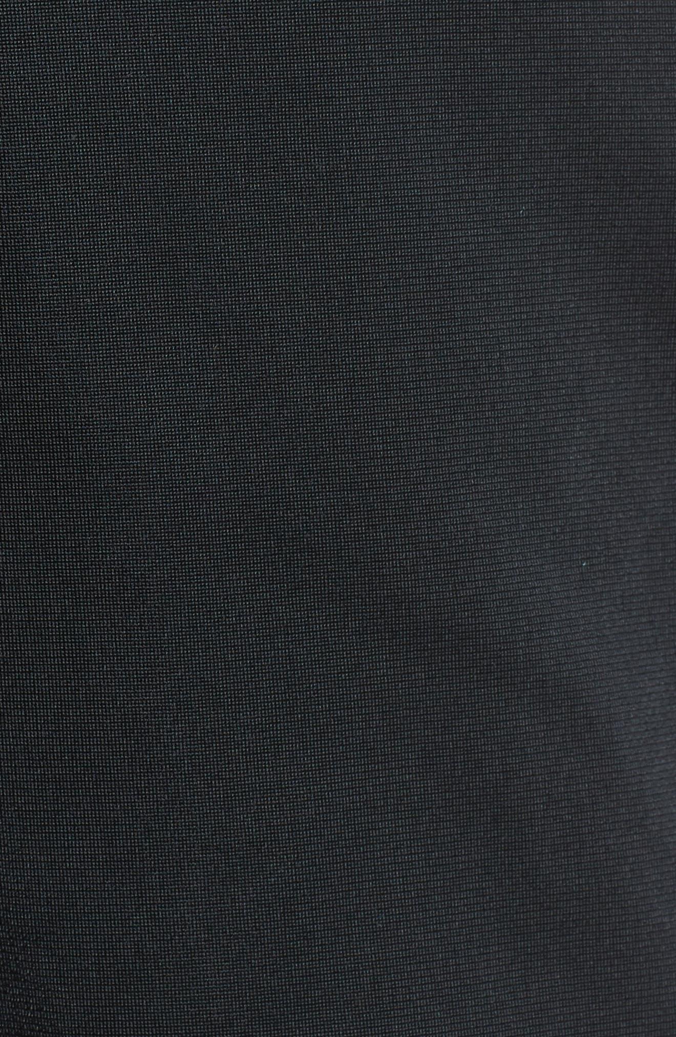,                             Track Pants,                             Alternate thumbnail 6, color,                             BLACK/ SURF THE WEB