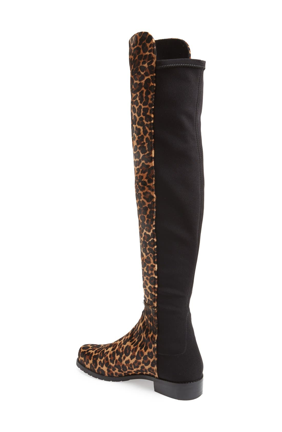 ,                             5050 Over the Knee Leather Boot,                             Alternate thumbnail 38, color,                             207