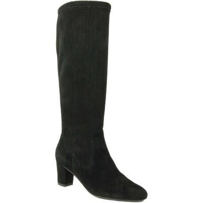 Vaneli Dara Knee High Boot, Black