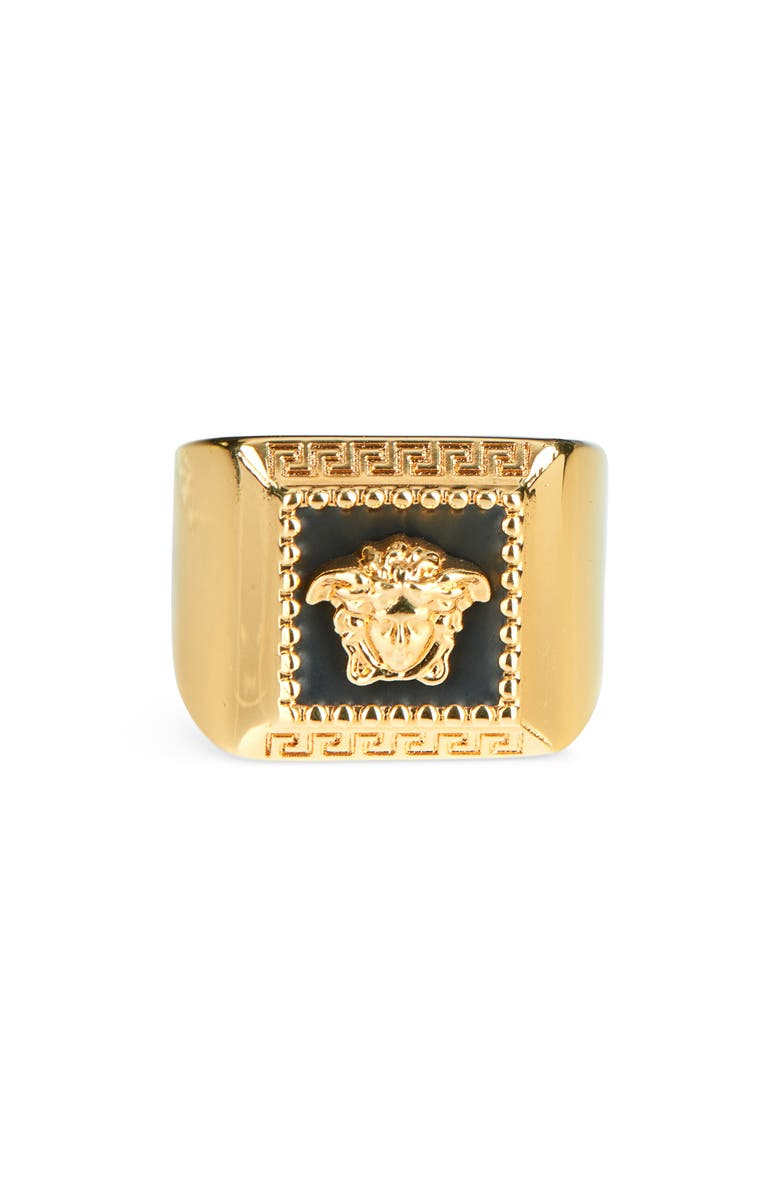 Versace Square Ring