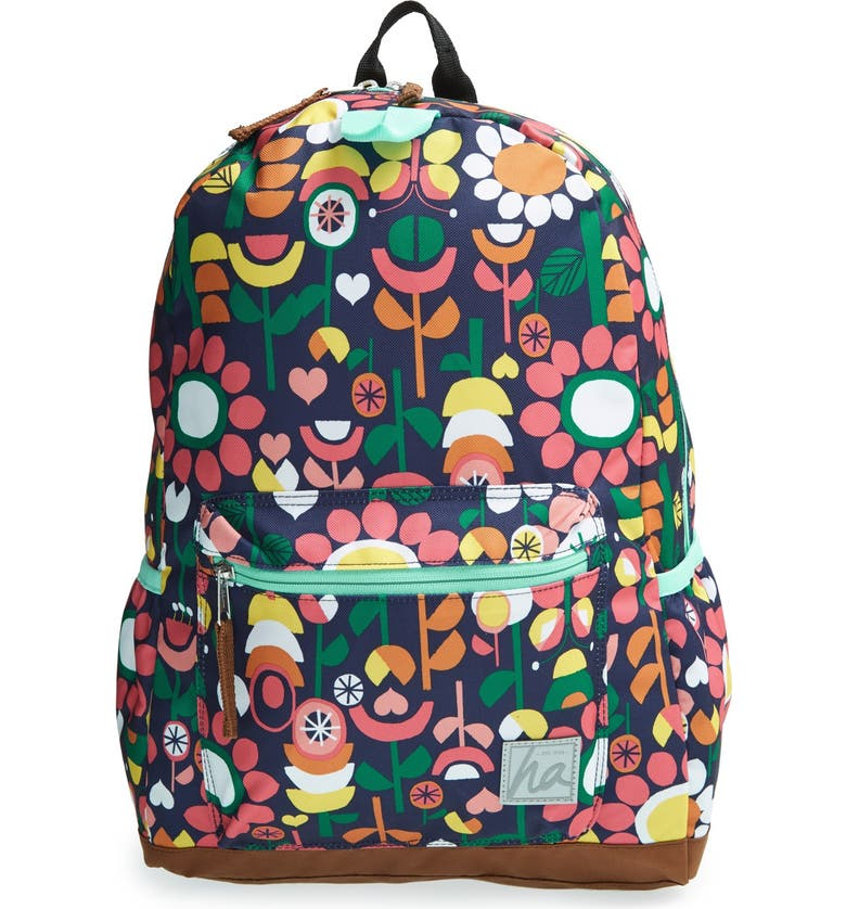HANNA ANDERSSON Water Resistant Backpack, Main, color, 400