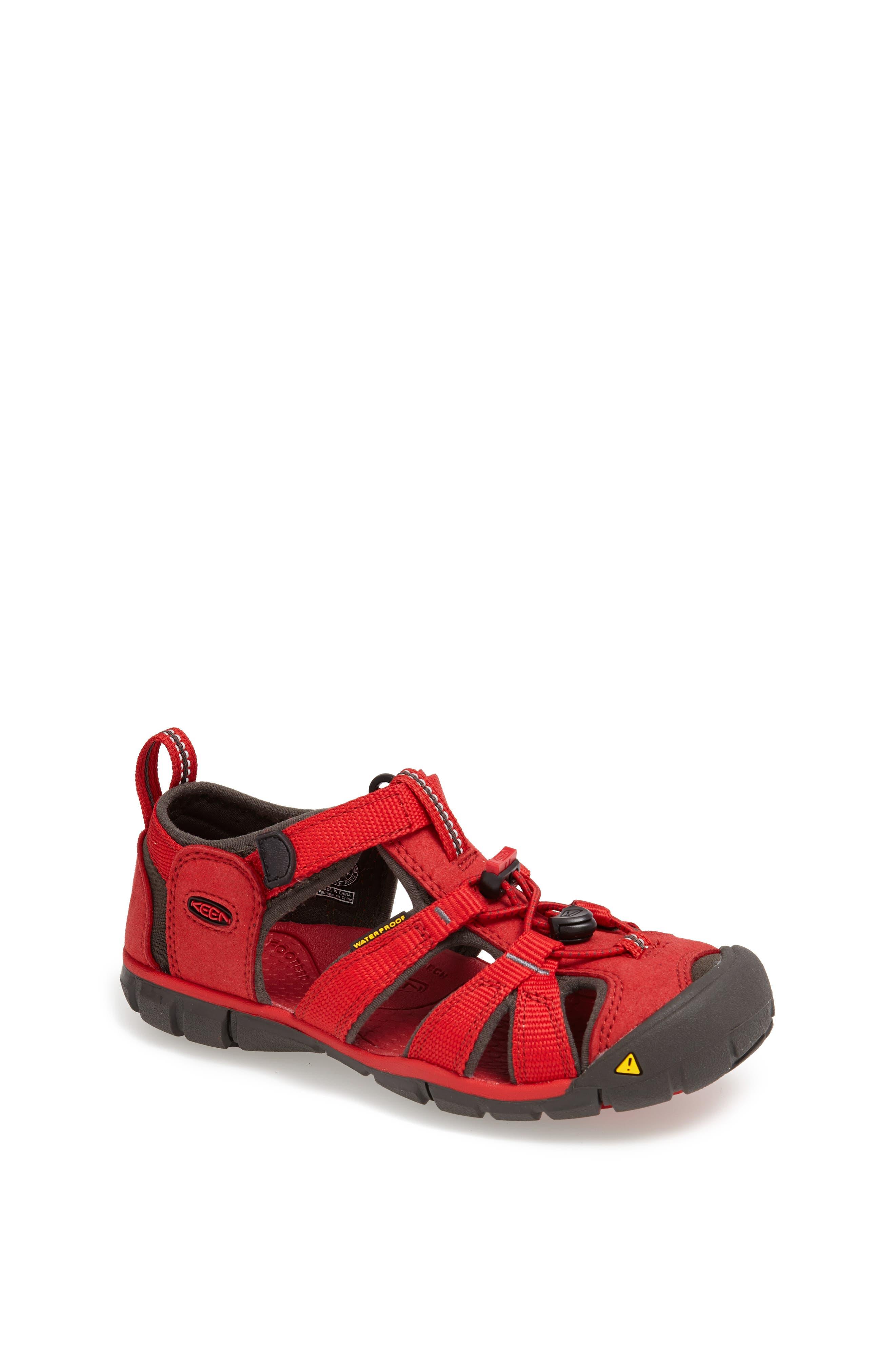 ,                             'Seacamp II' Water Friendly Sandal,                             Main thumbnail 238, color,                             604