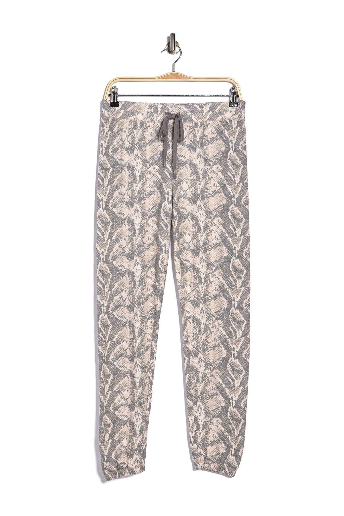 PJ SALVAGE Printed Lounge Pants