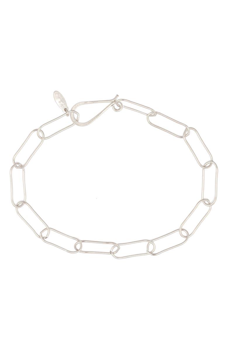 KRIS NATIONS Large Link Chain Bracelet, Main, color, 040