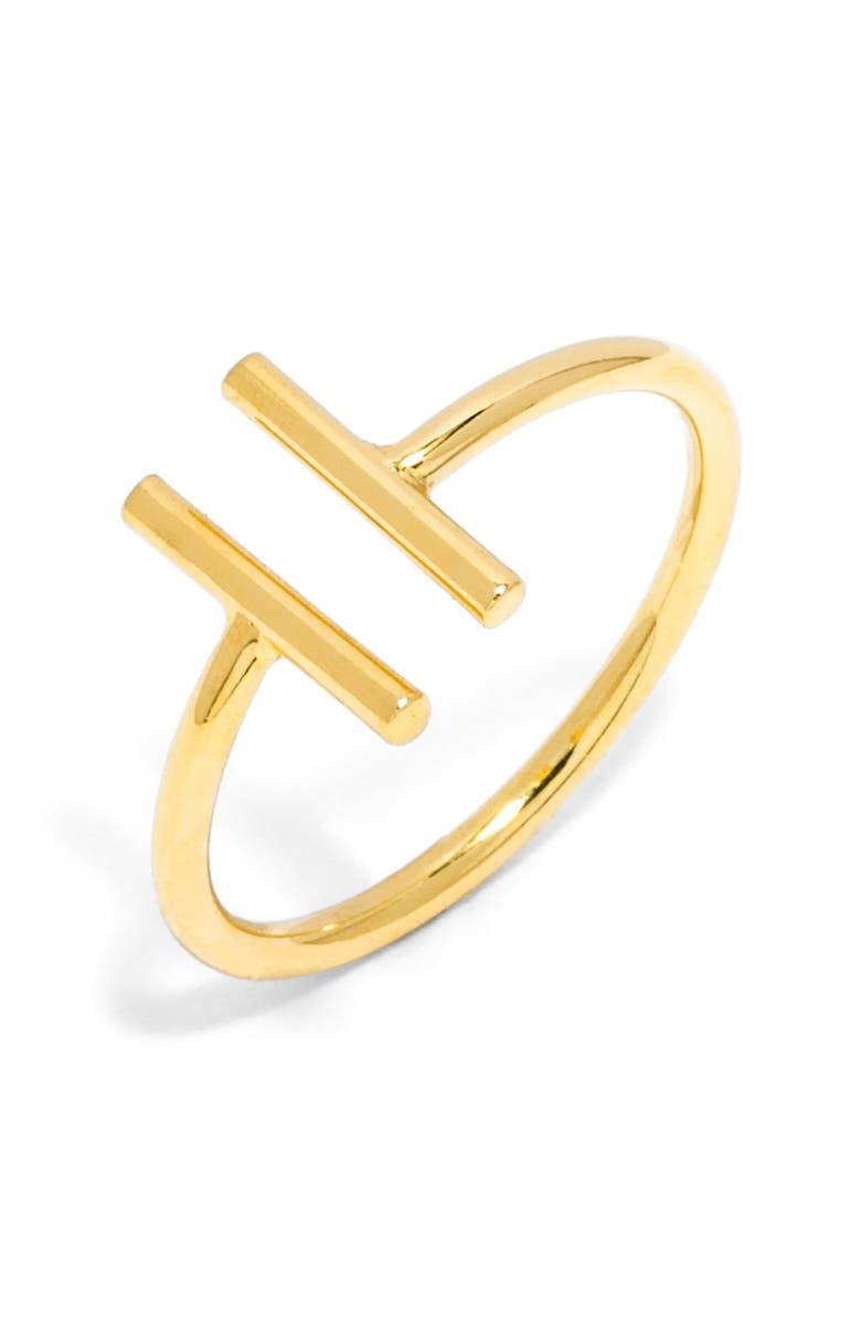 BAUBLEBAR Parallel Bar Ring, Main, color, 710